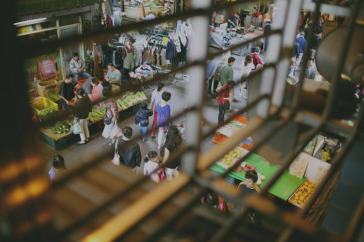 婚禮攝影-傳統市場