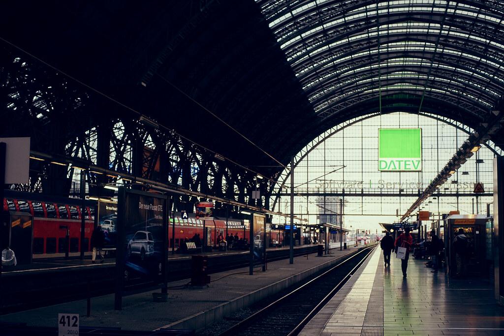 Planar - Frankfurt Hauptbahnhof