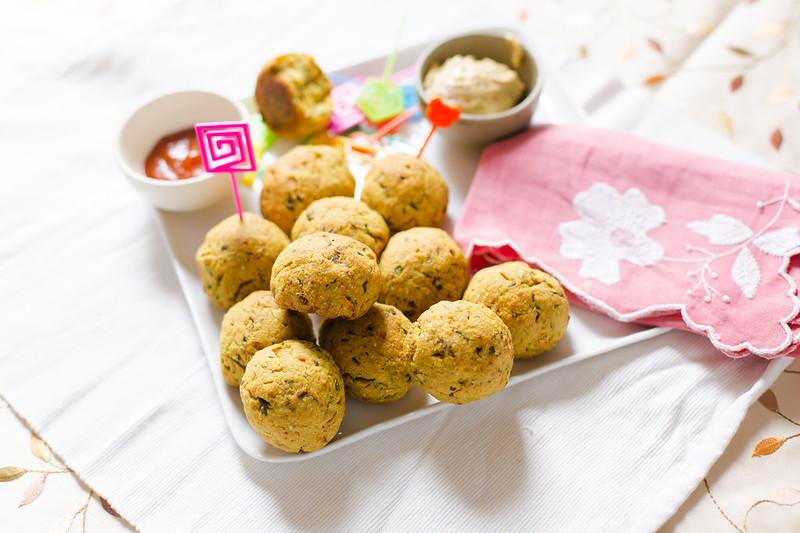 Baked Potato Falafel