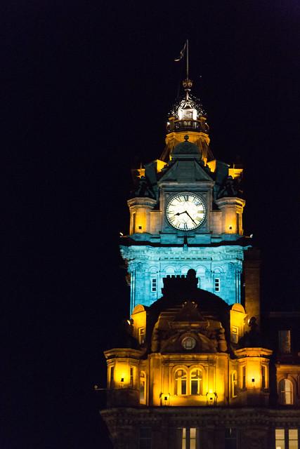 The Balmoral Edinburgh #夢見た英国文化