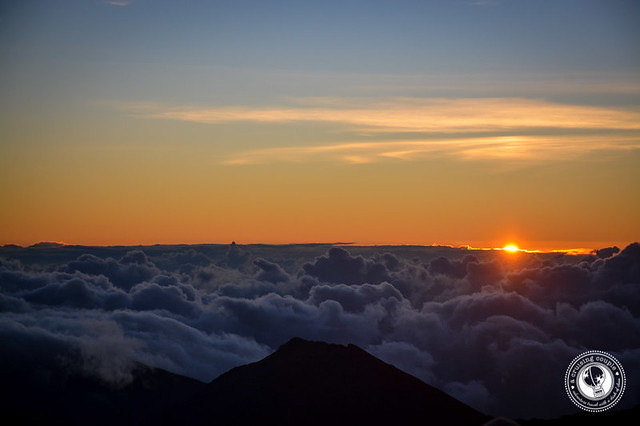 Daybreak Mount Haleakala Sunrise