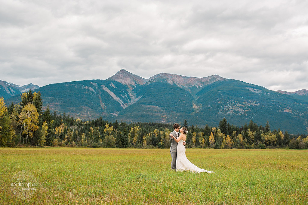 Valemount British Columbia Wedding Photographers