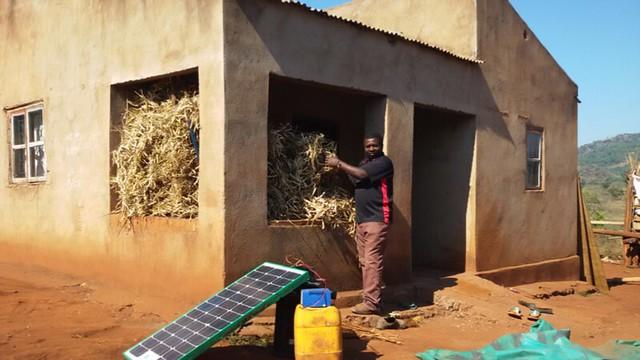 Innovation Platform in Central Mozambique