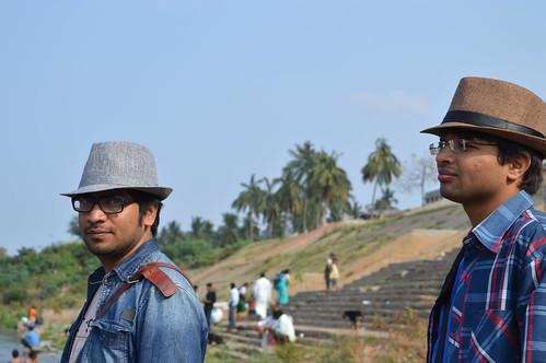 Govinda Rajpurohit Trip to Hampi