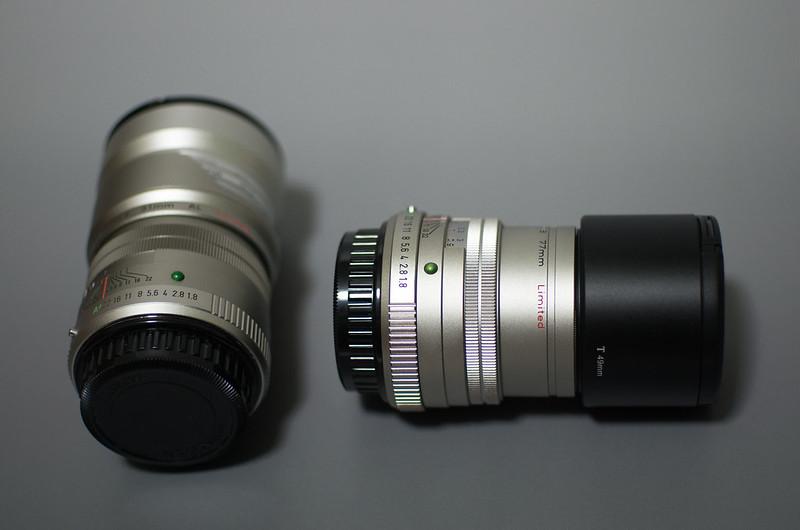 FA43mm F1.9 Limited