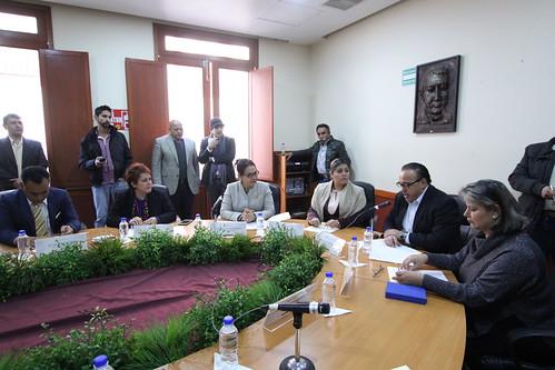 11 Enero 2016 Sesión de la Comisión de Turismo