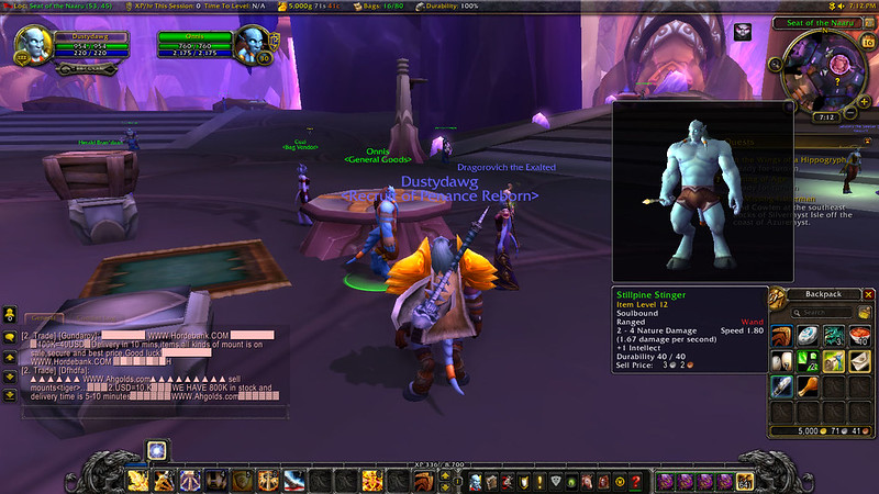 Anoying Pop Up When Mouse Over A Gear Item World Of Warcraft Forums