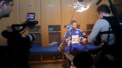 Chelsea FC 'A Blue Christmas' Dunlop Goodrich