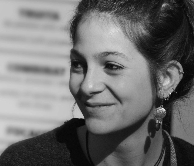 sweet smile. Ariadne