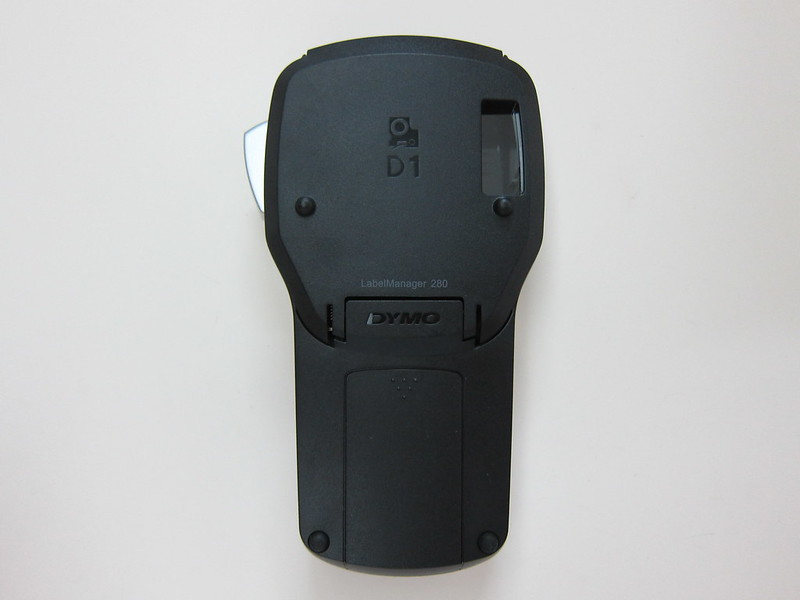 DYMO LabelManager 280 - Back