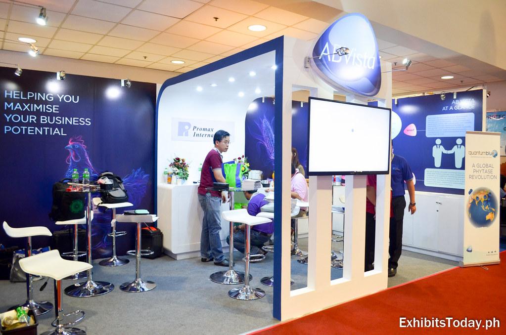 AB Vista Exhibit Booth
