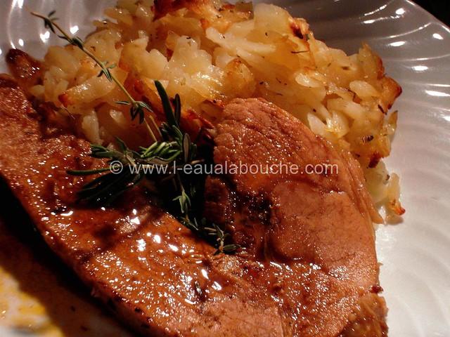 Rouelle de Porc en Cocotte au Four © Ana Luthi Tous droits réservés3