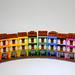 Mini Rainbow Shophouses by VisualJournalist