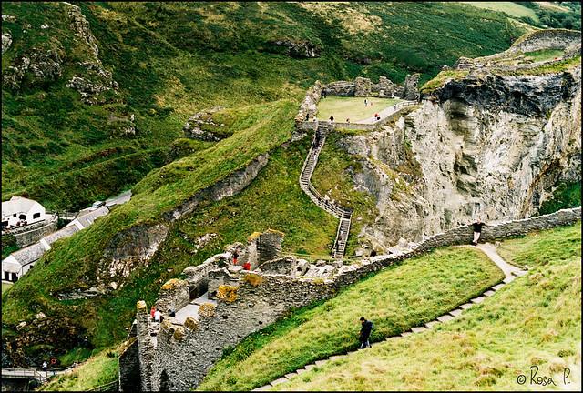 UK - Tintagel Castle