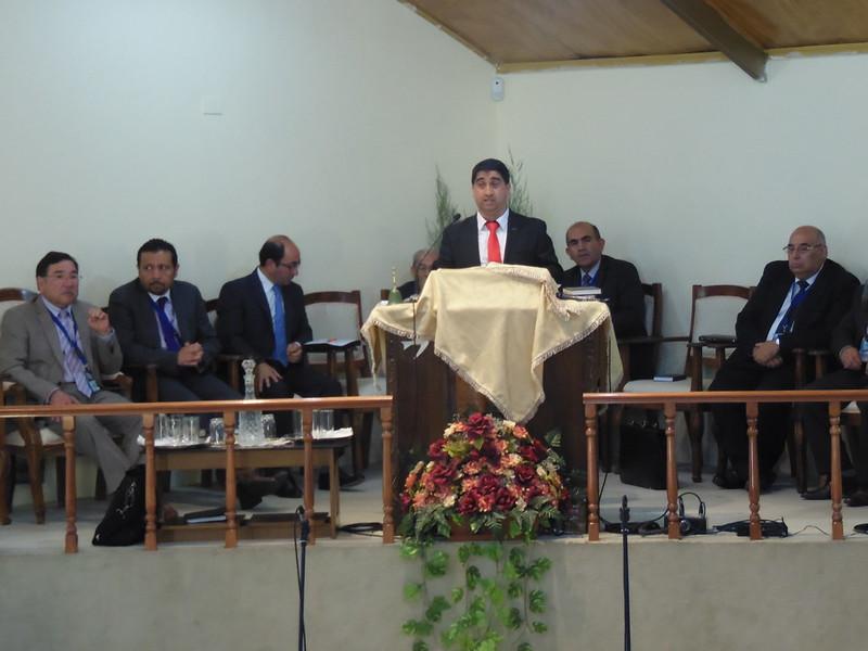 Culto General 2do día de la 107º Conferencia IMPCH Hualpén 2016