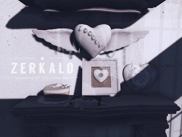 [ zerkalo ] Little Love - soon @.Whimsical.
