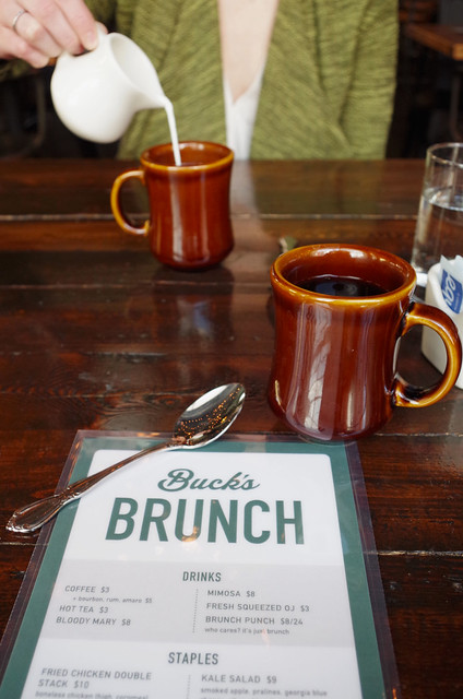 Buck's Brunch