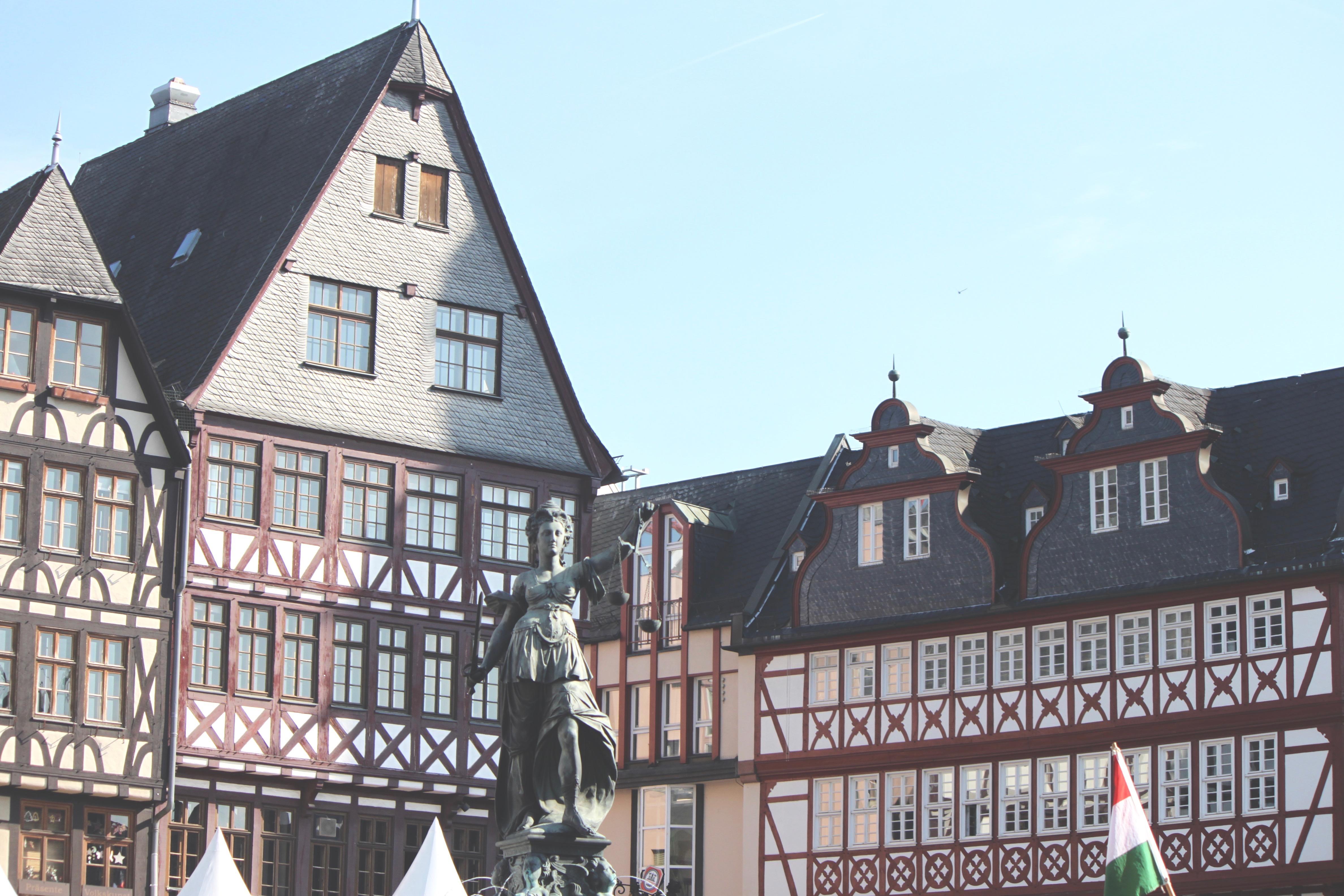 Frankfurt Römerplatz