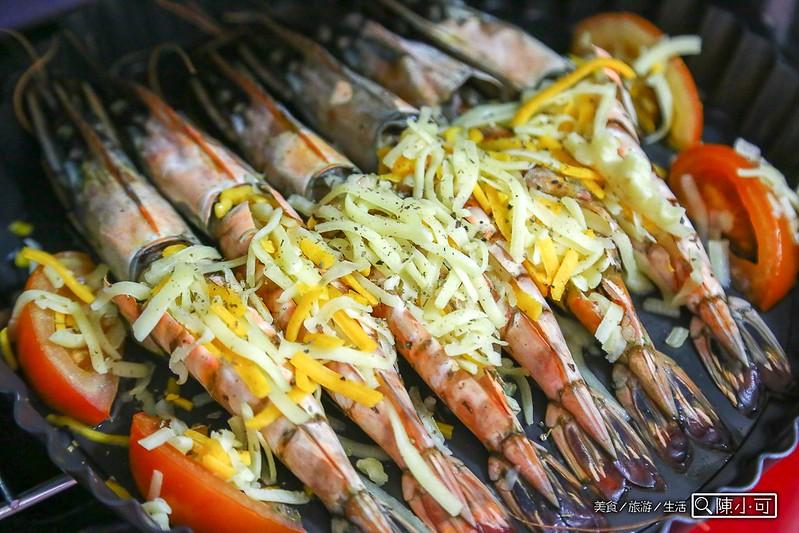 焗烤大蝦 愛上新鮮【愛上新鮮 安心國王草蝦】焗烤起司大蝦食譜,自己做!好簡單!不會下廚也能輕鬆上手的料理!