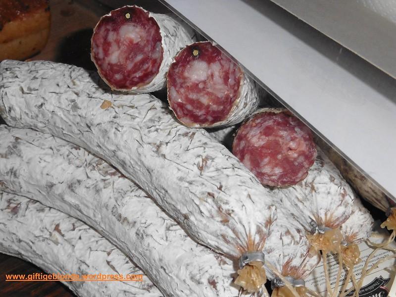 Mangalitza Salami vom thum