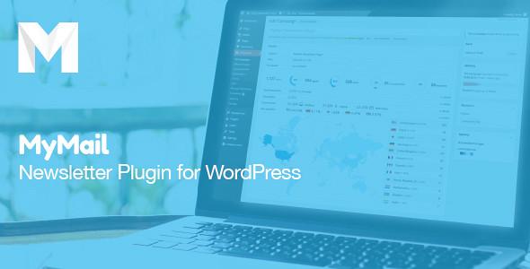 MyMail - Email Newsletter WordPress Plugin v2.1.4