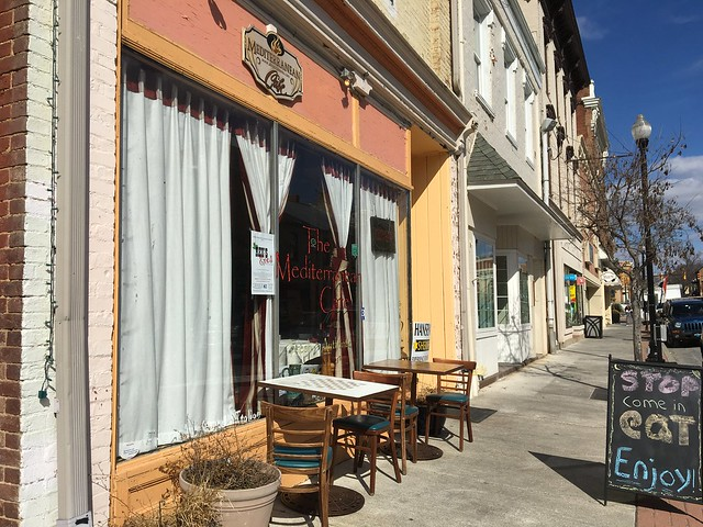 Alfredo's MediterrNean Cafe