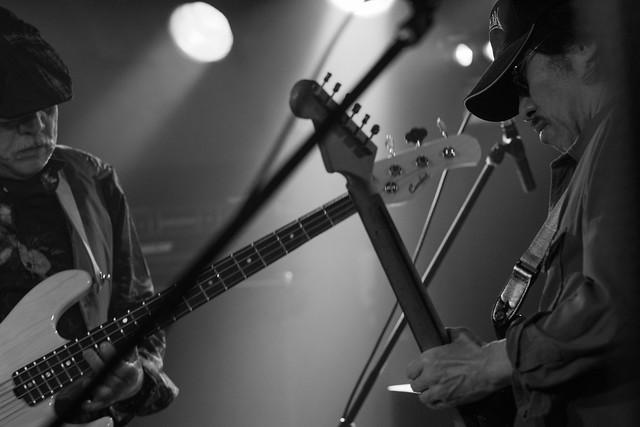 A.T.M live at 獅子王, Tokyo, 19 Feb 2016. -00140