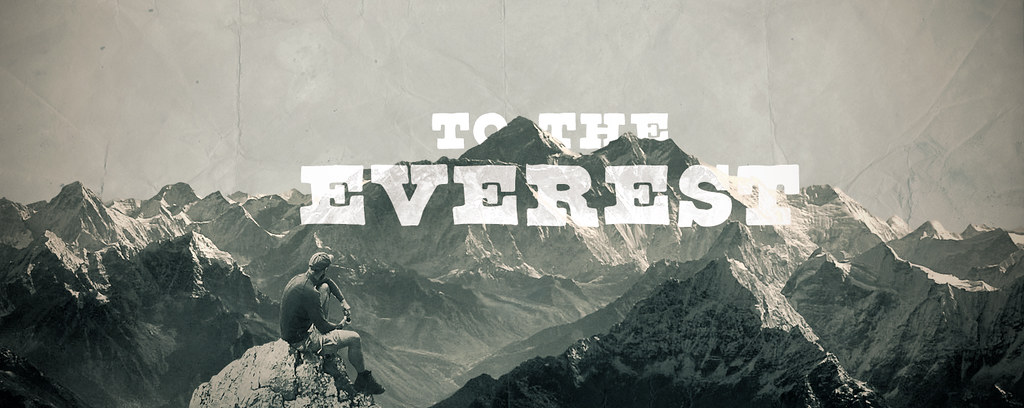 to the everest