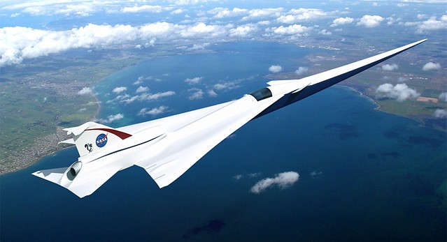 Quiet Supersonic Technology Concept