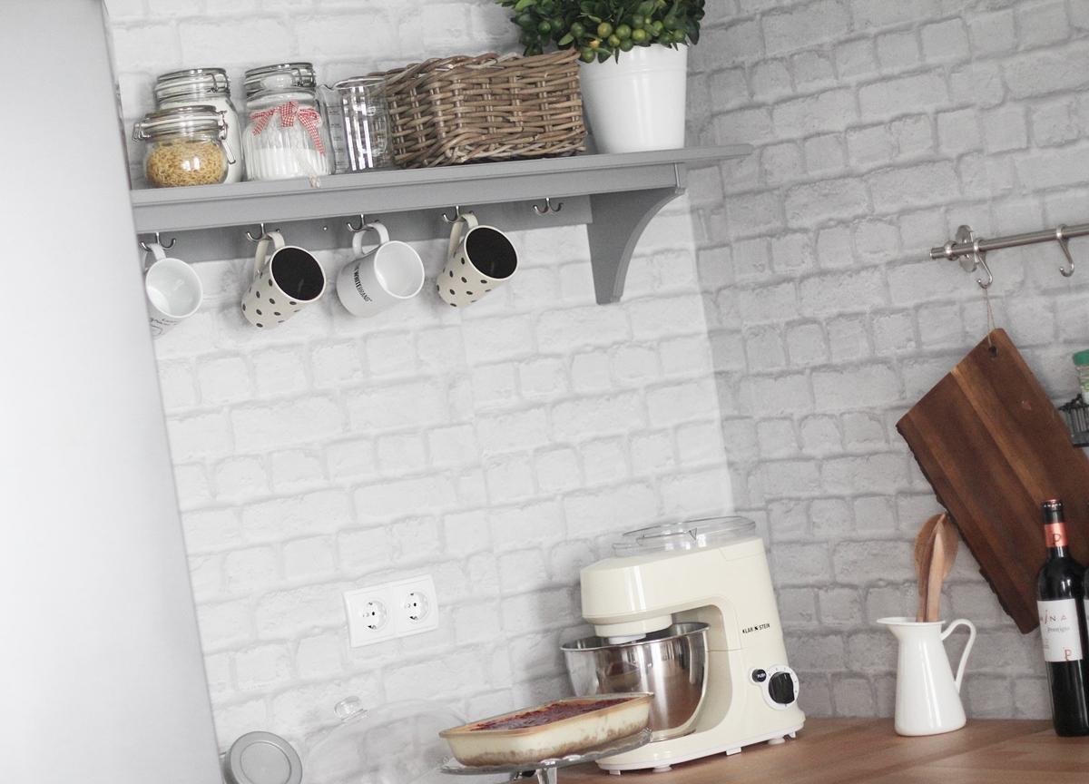 cocina gris decoracion retro ikea
