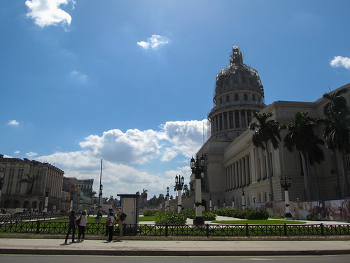 La Havane: le Capitole