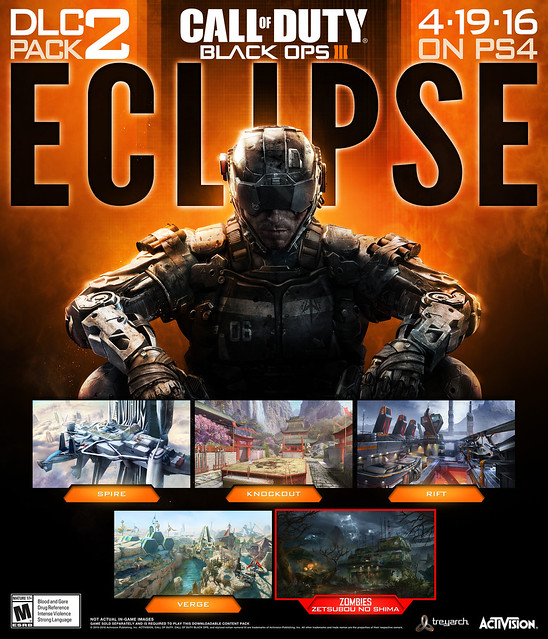 Call of Duty Black Ops 3: Eclipse, DLC 2 First on PS4