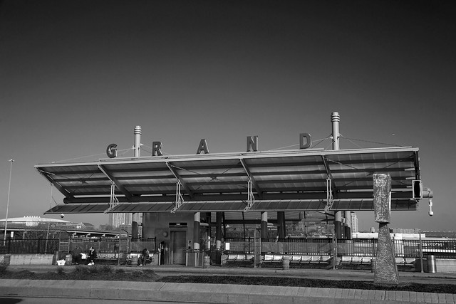 Grand Boulevard Bus Station 1