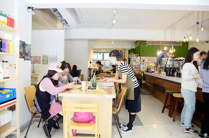 儲房咖啡館菜單台北怎麼去捷運地址營業時間乾燥花 (27)