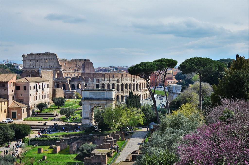 Hotel Fori Roma