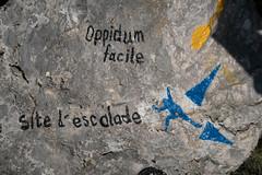 Site d'escalade - Photo of Trets