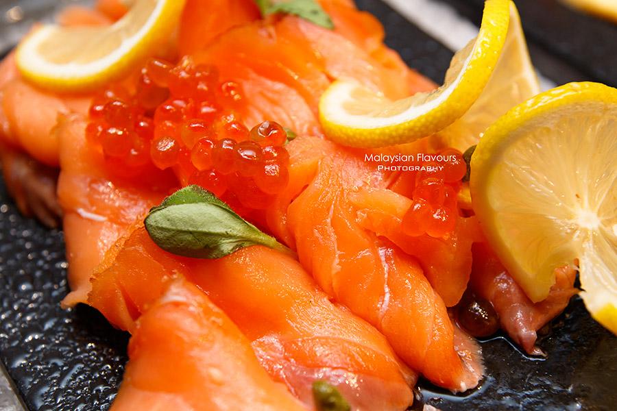 Lemon Garden Cafe Shangri-La Hotel KL