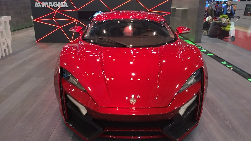 Final day of the Geneva Motor Show 2016