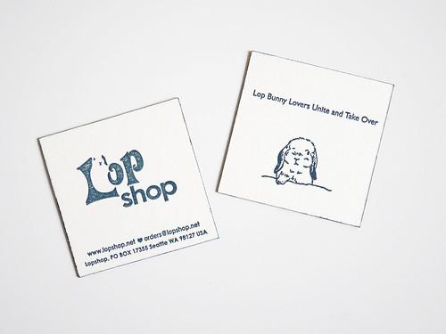Laptop Shop Card