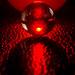 Under the Red Light. (Bajo la luz Roja) by Samuel Santiago
