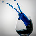 Blue Slug Escapes Glass! by Brandon_Hilder