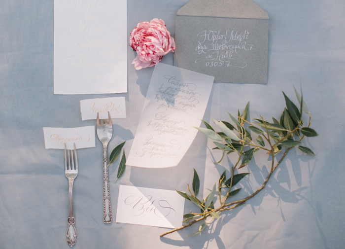 Wedding calligraphy | Fab Mood #weddingcalligraphy
