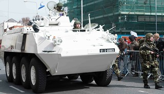 THE 2016 EASTER SUNDAY PARADE  ON THE 100th. ANNIVERSARY OF THE 1916 RISING [2016 MISSION IN THE LEBANON]-113090
