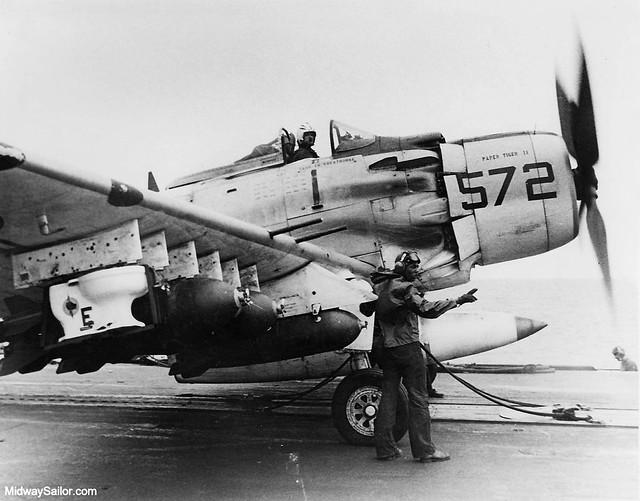 VA-25's Toilet Bomb