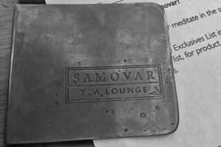 Samovar Tea Lounge - Clip