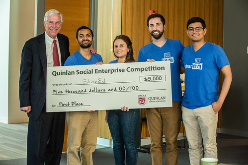 2016 Quinlan Social Enterprise Competition Finals
