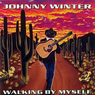 Johnny Winter's Walkin By Myself