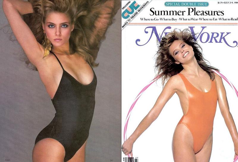 人類史上真正美麗與性感完美結合的物種—80年代超模35