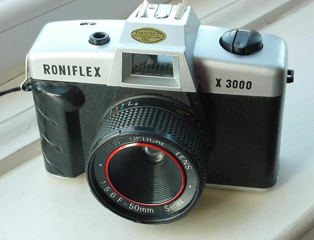 Roniflex X3000 camera