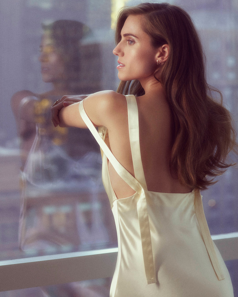 Эллисон Уильямс — Фотосессия для «Modern Luxury» 2016 – 3